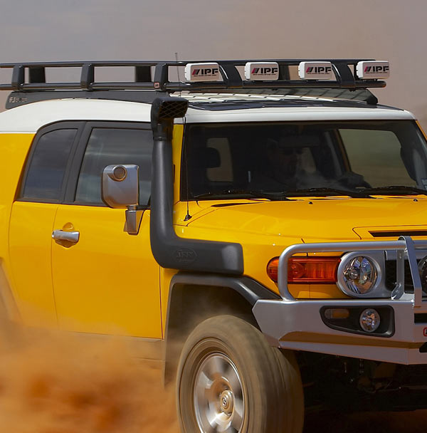 Шноркель Safari ARB Toyota FJ Cruiser (Safari,SS410HF)